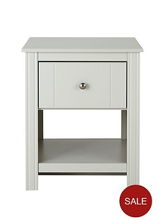 dover-ready-assembled-2-drawer-storage-lamp-table--nbspsoft-grey