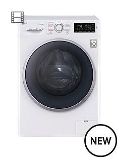 lg-fh4u2tdh1n-8kg-wash-5kg-dry-1400-spin-washer-dryer-white