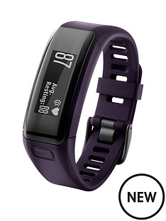garmin-vivosmart-hr-medium-purple