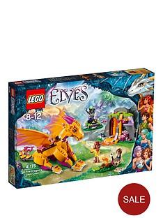 lego-elves-fire-dragon039s-lava-cave