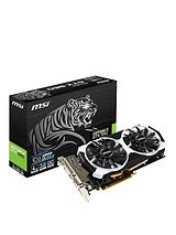 MSI Nvidia GeForce GTX960 4GB GDDR5 Graphics Card