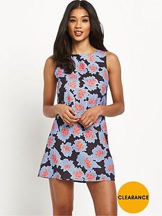 glamorous-glamorous-floral-shift-dress