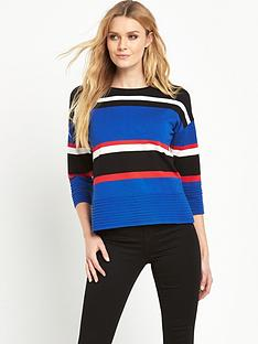 v-by-very-stripe-boxy-jumpernbsp