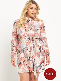 lovedrobe-curve-printed-shirt-dress-sizes-14-26