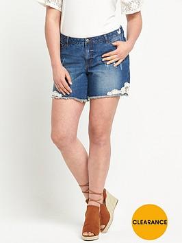 junarose-curve-crochet-trim-shorts