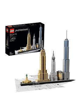LEGO Architecture  Lego Architecture 21028 New York City