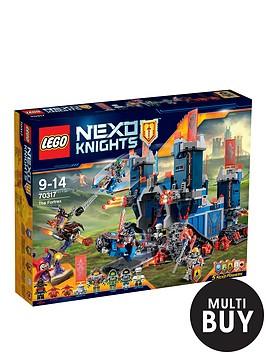 lego-nexo-knights-fortex-playsetnbsp70317-amp-free-lego-city-brickmaster