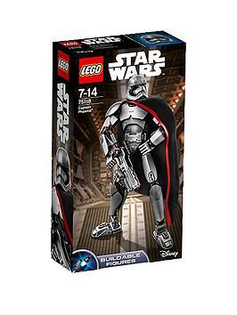 Lego Star Wars Captain Phasma&Trade 75118