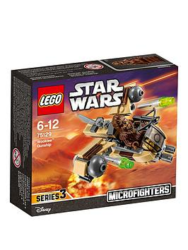 lego-star-wars-microfighters-wookietradenbspgunship-75129