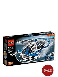 lego-technic-hydroplane-racer