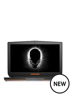 alienware-17-intel-core-i7-8gb-ram-1tb-hdd-amp-256gb-ssd-storage-17in-laptop-nvidiareg-geforcereg-gtx-970m-3gb-graphics-black