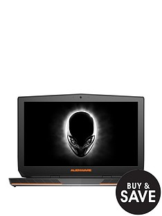 alienware-17-intelreg-coretrade-i7-processornbsp8gb-ramnbsp1tb-hdd-amp-256gb-ssd-storagenbsp17-inch-laptop-withnbspnvidiareg-geforcereg-gtx-970m-3gb-graphics-black
