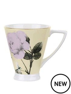 ted-baker-rosie-lee-footed-mug-lemon