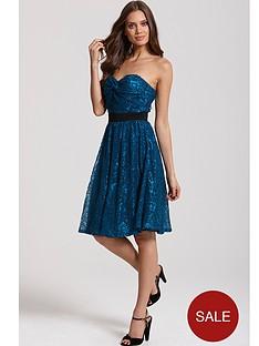 little-mistress-teal-lace-bandeau-prom-dress