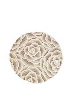 3d-rose-circle-wool-rug