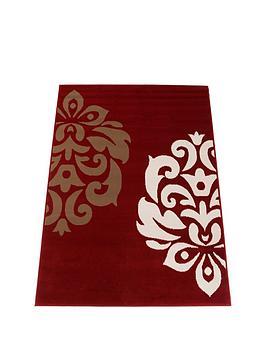 damask-rug