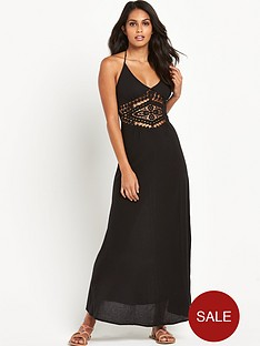 v-by-very-halter-neck-crochet-beach-maxi-dress