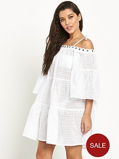 v-by-very-smock-crochet-beach-dressnbsp