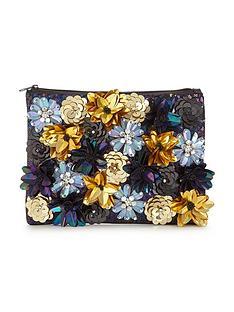 miss-selfridge-3d-flower-clutch-bag