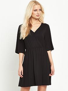 v-by-very-kimono-wrap-jersey-dress