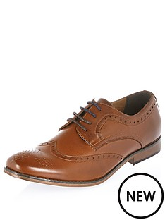 river-island-river-island-mens-brogue-tan