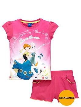 disney-frozen-girls-frozen-tee-and-shorts-set