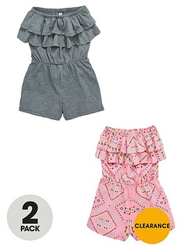 v-by-very-girls-ruffle-front-playsuitsnbsp2-pack
