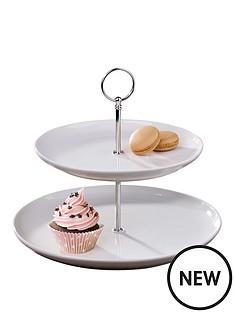 round-2-tier-cake-stand