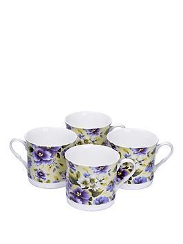violet-4-piece-afternoon-tea-mugs