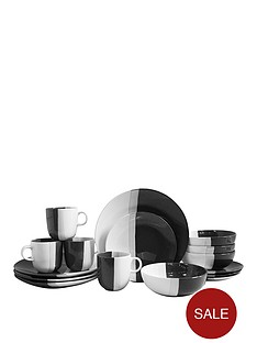 charcoal-dipped-glaze-16-piece-dinner-set