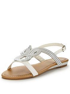 wallis-sheba-jewelled-flat-sandalnbsp