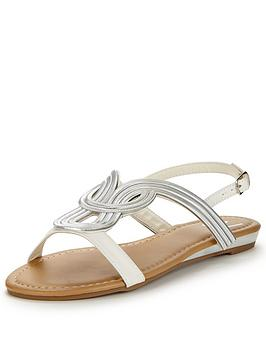 wallis-sheba-jewelled-flat-sandalnbsp