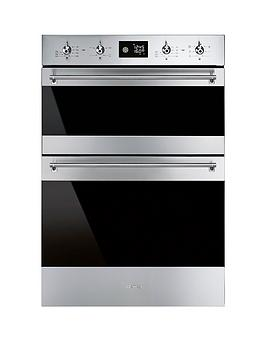smeg-dosf6390x-60cm-built-in-double-electric-oven