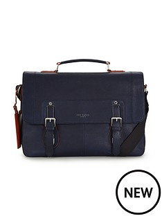 ted-baker-ted-baker-contrast-edge-leather-satchel