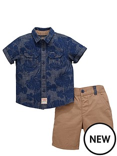 ladybird-toddler-boys-chambray-shirt-amp-chino-set