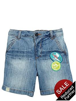 ladybird-boys-denim-shorts