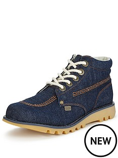 kickers-40th-anniversary-kick-hi-denim-ankle-boot