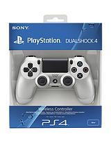 Sony PlayStation 4 Silver DualShock Controller