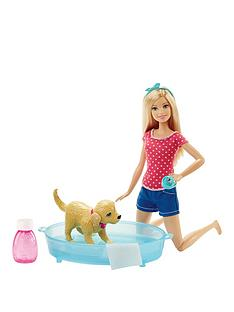 barbie-shake-n-splash-pup