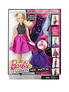 barbie-fashion-mix-n-match-doll