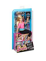 Endless Moves Doll (Barbie with Pink Top)