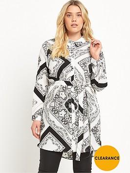 ax-paris-curve-shirt-dress