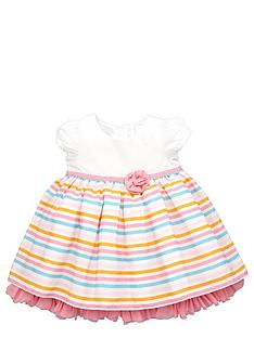 ladybird-baby-girls-polycrepenbspstripe-dress