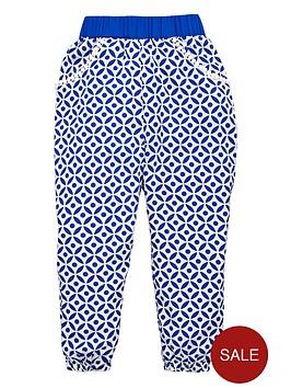 ladybird-girls-printed-travellers-pants