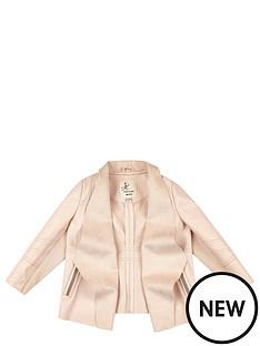river-island-mini-mini-girls-pink-draped-jacket
