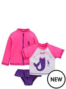 ladybird-toddler-girls-3pc-mermaid-sunsafe