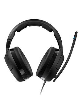 Roccat Kave Xtd 5.1 Usb Premium 5.1 Surround Pc Gaming Headset With Usb Remote &Amp Sound Card