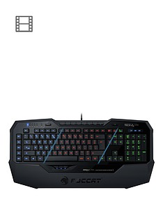 roccat-isku-fx-multicolor-pc-gaming-keyboard-uk-layout