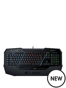 roccat-roccat-isku-fx-multicolor-pc-gaming-keyboard-uk-layout