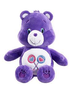 care-bears-bean-bag-plush-share-bear-amp-friend-bear-twin-pack
